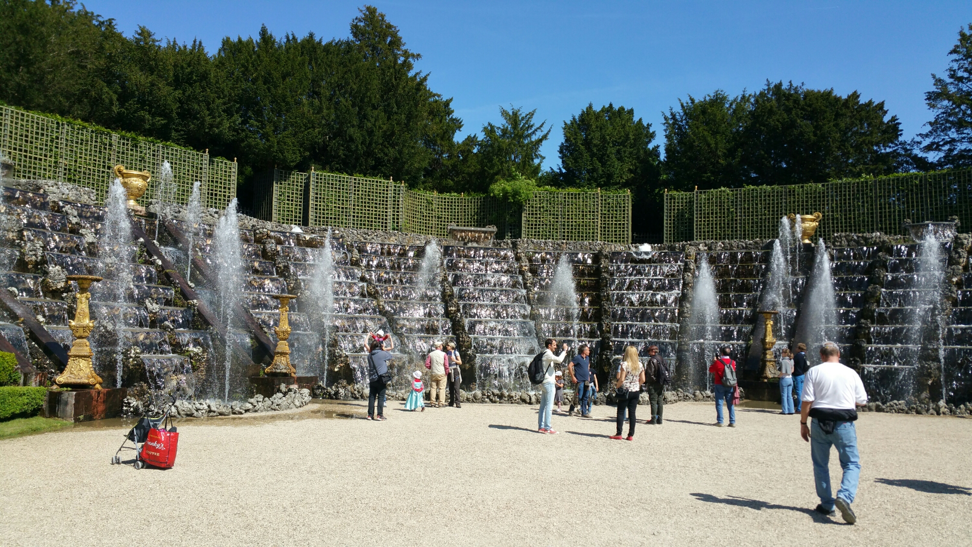 Gardens Of Versailles Outdoor Ballroom 8